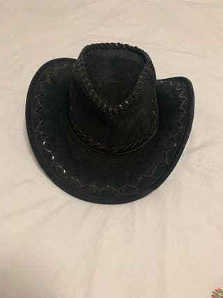Gorra disfraz cowboy