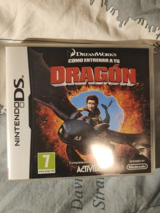 Como entrenar a tu dragón NDS