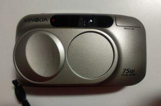 Lote de 2 cámaras analógicas de 35 mm