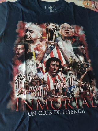 Camiseta Leyendas.