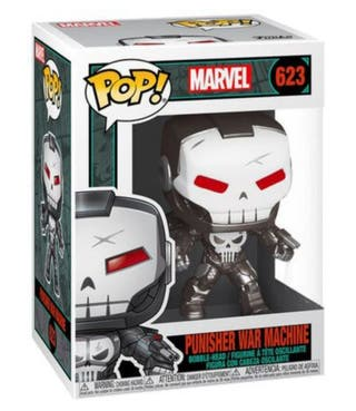 Funko Pop Punisher War Machine