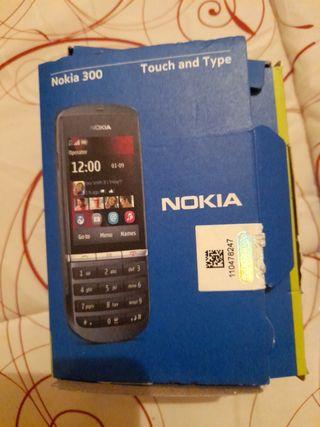 Teléfono móvil Nokia 300