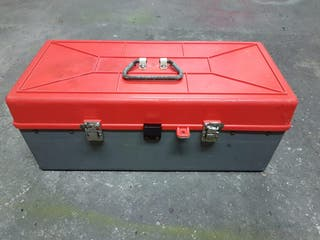 Caja de herramientas plastico