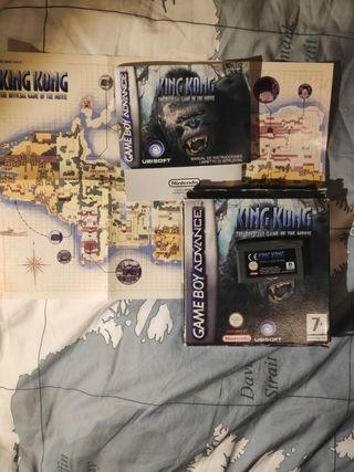 King Kong GBA