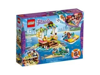 LEGO 41376 FRIENDS MISION RESCATE TORTUGAS