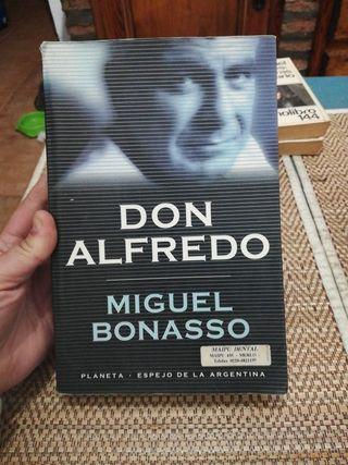 novela negra Don Alfredo.