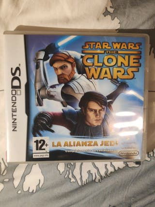 Star Wars the Clone Wars NDS