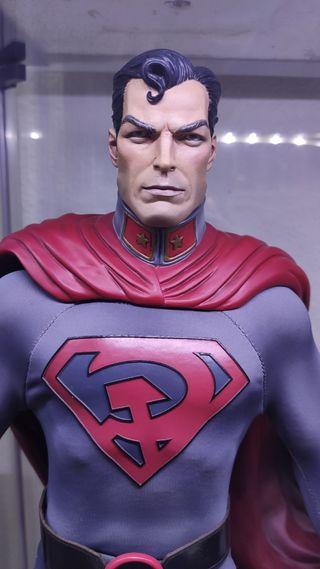 Superman Red Son Premium Format