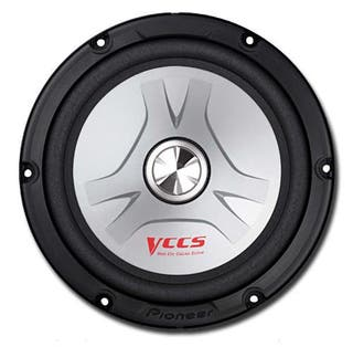 Subwoofer Pioneer TS-W254F para coche