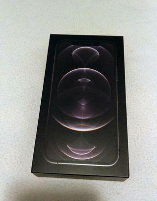 Caja iPhone 12 pro