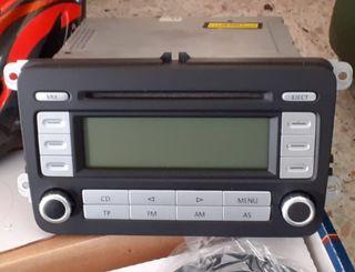 Radio volkswagen.