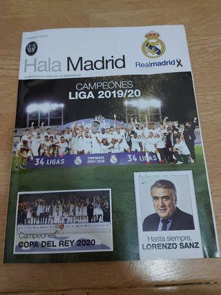 Revista Hala Madrid