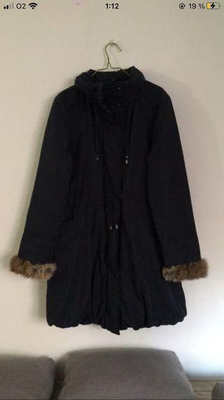 Abrigo sintético