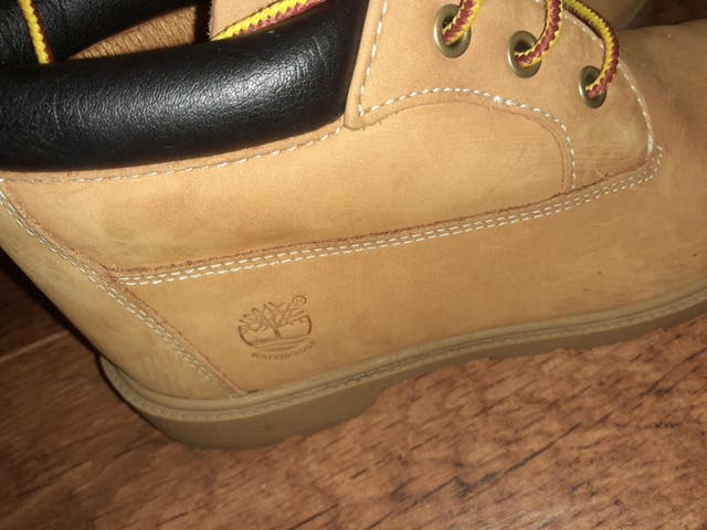 size 5 timberland boots