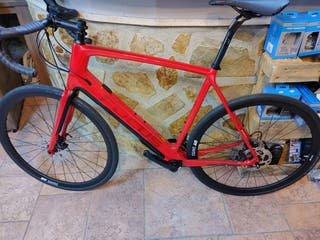 Focus Paralane Talla S, M, L y L Fazua E-Bike
