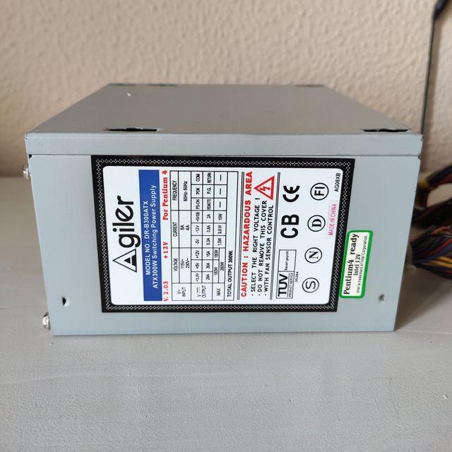 Fuente de alimentación DR-B300ATX