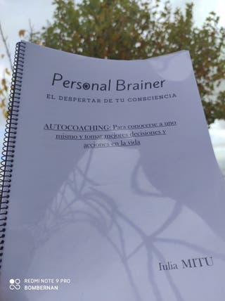 LIBRO AUTOCOACHING 8 SESIONES-PERSONAL BRAINER NEW