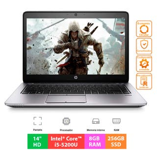 HP EliteBook 840 G2 - Core i5 - 8GB - 256GB - 14""
