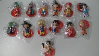 Lote 13 figuras Dragon Ball