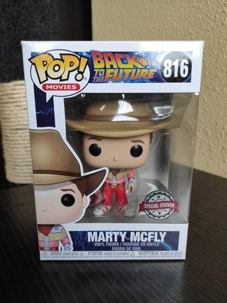 funko pop Marty mcfly