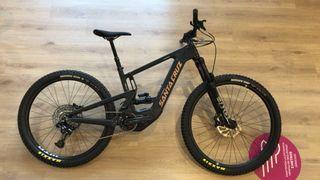 Bicicleta eléctrica SANTA CRUZ HECKLER CC 2020