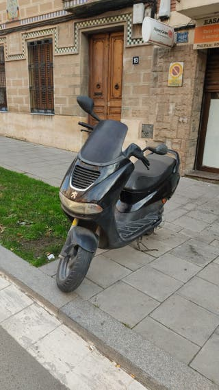 Ciclomotor Peugeot