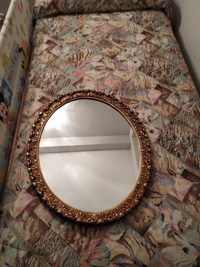 Armario y espejos Vintage
