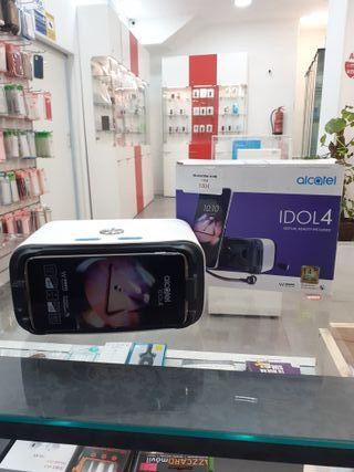 Alcatel iDol 4 Oro + Gafas VR