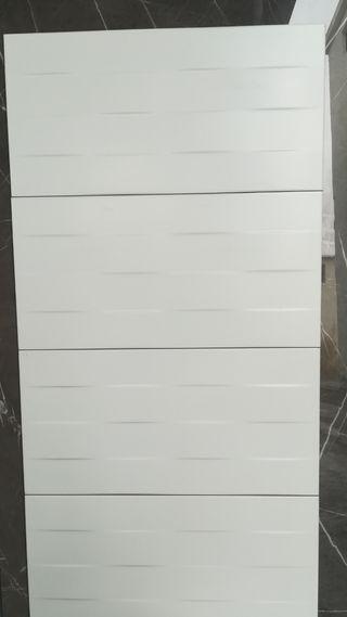 Azulejo Revestimiento Pared Decor Blanco