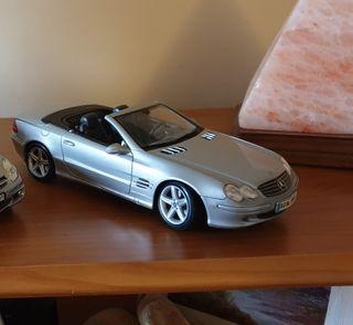 Mercedes Benz CLK 2001 1/18