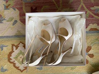 Zapatos de novia Jimmy Choo