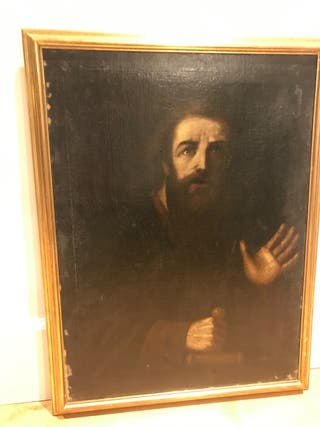 San pau siglo XVII pintura religiosa