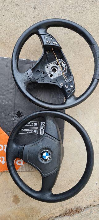 bmw e46 volante con airbag