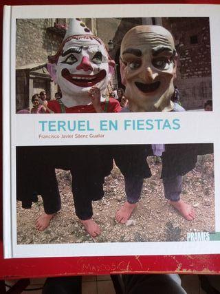 Libro Teruel en fiestas
