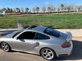 Porsche 911 Turbo - 996