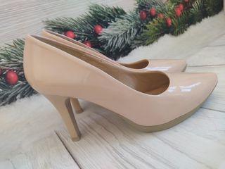 Zapato salón fabricación nacional Chamby
