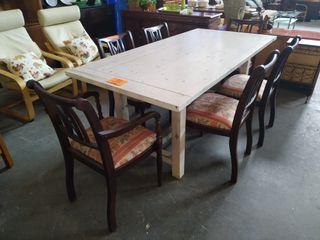 Mesa - Table 180 x 90 cm. 175€