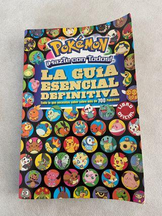 Pokemon. La guía esencial definitiva