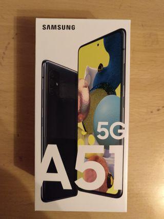 Samsung Galaxy A51 5G-(Sin Estrenar)-
