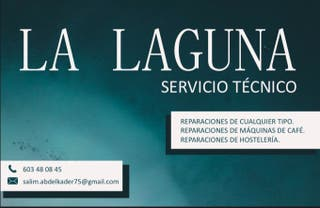Servicio técnico La Laguna
