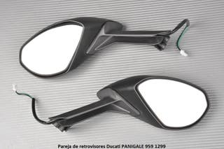Pareja de retrovisores Ducati PANIGALE 959 1299