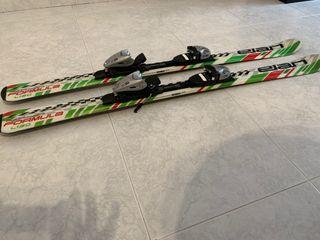 Esquís Elan Formula 130cm
