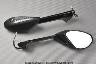Pareja de retrovisores Ducati PANIGALE 899 / 1199