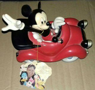 figura en resina. mickey mouse. descatalogada