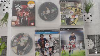 VIDEOJUEGOS PS3 TODOS POR 15€