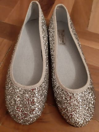 Bailarinas zapatos chica