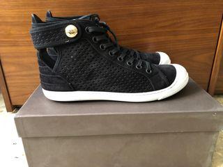 Rhyme Sneaker Boot Louis Vuitton