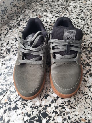 zapatillas skate anchas decathlon crush 40