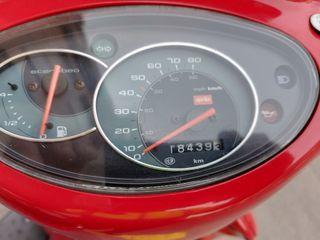 moto Aprilia scarabeo 50