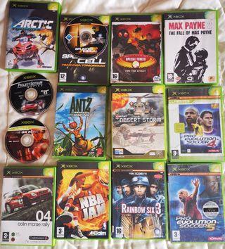 Juegos Xbox clasica